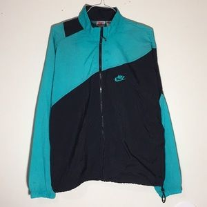 Vintage 80s 90s Nike Windbreaker Jacket